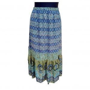 Margas ilgas sijonas, BONAPARTE, M dydis