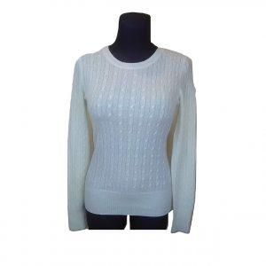 Moteriškas baltas megztinis, APHORISM, 38 dydis