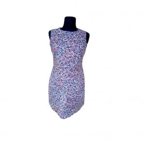 Vasarinė trumpa gėlėta suknelė, NEW LOOK, 40 dydis