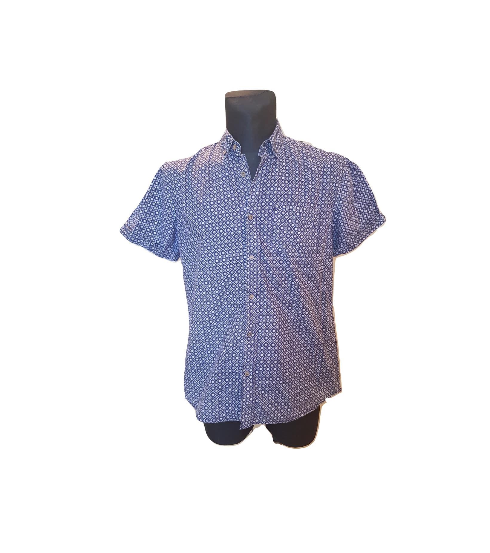 Vyriški vasariniai marškiniai, PEACOCKS, M dydis