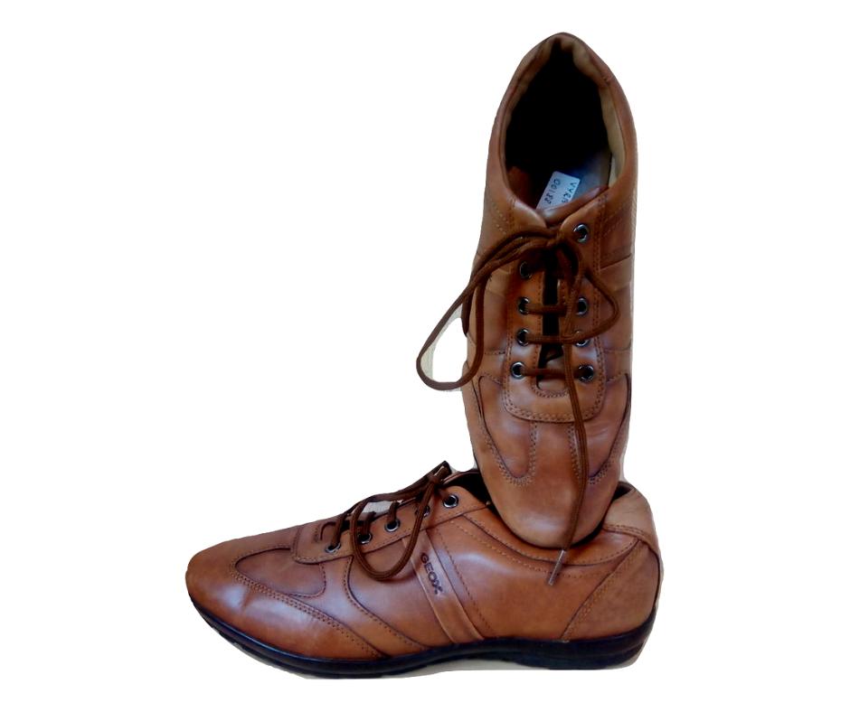Vyriški be auliuko su raigšteliais batai GEOX, dydis 44