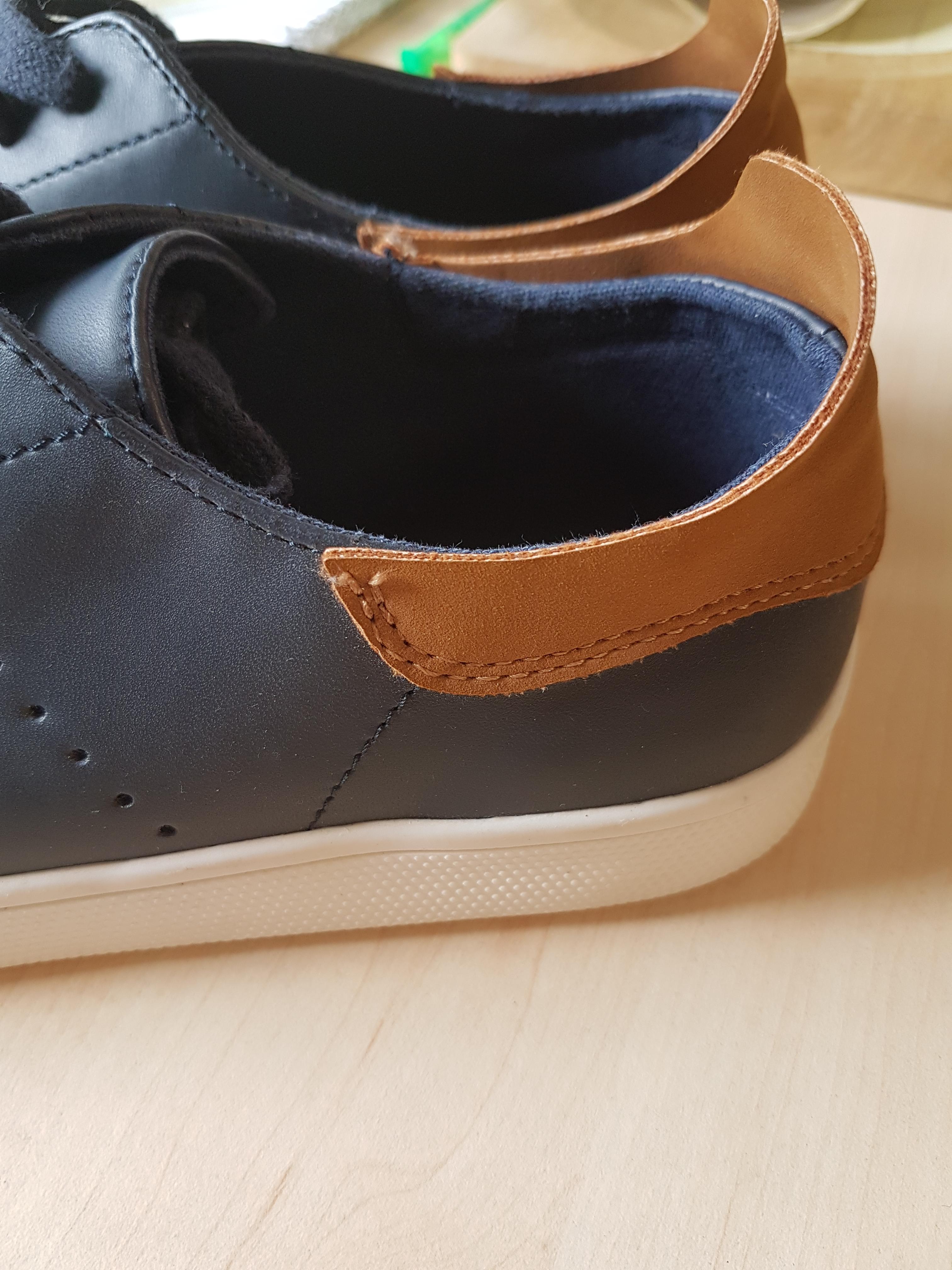 Sportinio stiliaus laisvalaikio vyriški batai, Primark, iš šono