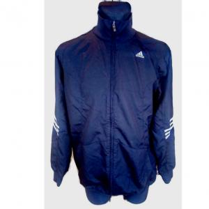 Vyriškas juodas sportinis džemperis ADIDAS, dydis M