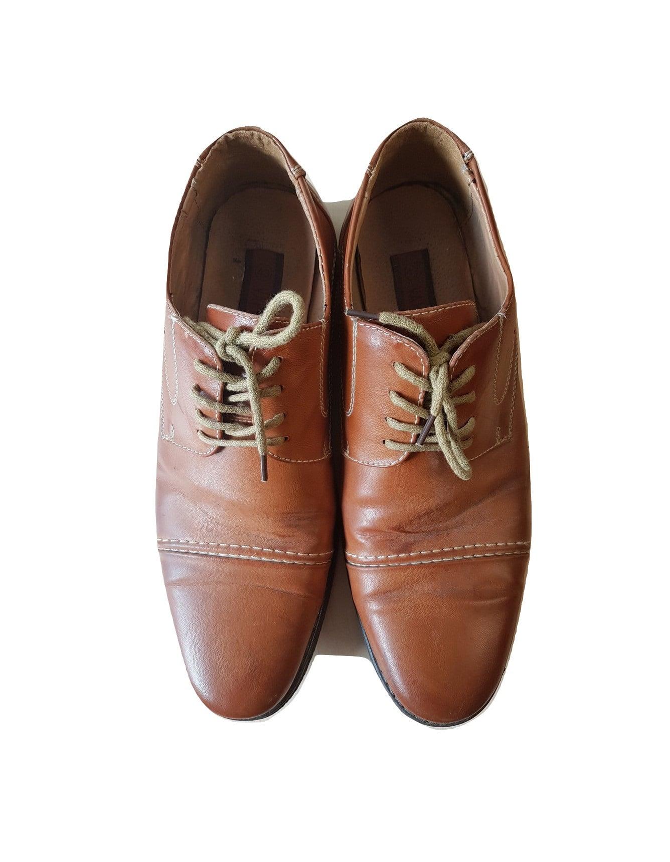 Vyriški rudi klasikiniai batai, Vapiano, 43 dydis