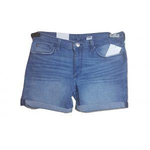 Džinsiniai trumpi šortukai, H&M, 164 cm ūgiui, HM