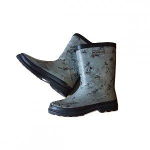 Guminiai pilki batai (botai), 35 dydis