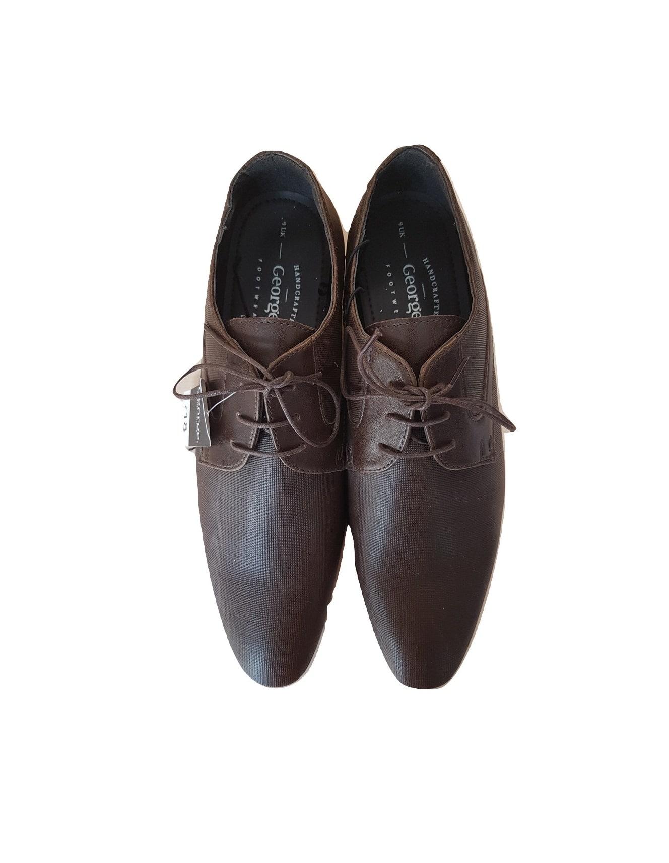 Vyriski rudi batai, George, 43 dydis